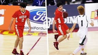 Spencer Freedman COOKS Chino Hills & Leads Mater Dei To PLAYOFF Victory! Highlights VS Chino Hills