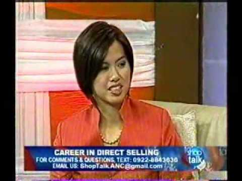 ANC Shop Talk Interview Part 1 of Arlyn Tan , Sunlife Financial Advisor