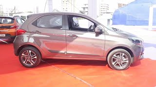 2018 Tata Tiago XZ Plus | Espresso Brown | Features | Specifications | Price | Exterior | Interior