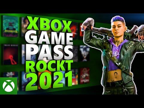 Diese Games landen 2021 im Xbox Game Pass!