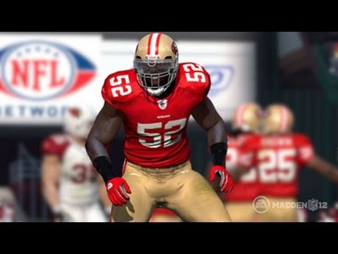 Madden 12 - GAME OF THE WEEK - 49ers VS Steelers