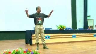Grandmaster Shifuji Shaurya Bhardwaj best life changing speech, best commondo trainer