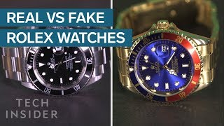 Three Ways To Spot A Fake Rolex, According To A Watch Expert