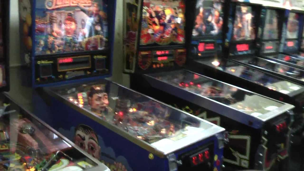 arcade spielhalle