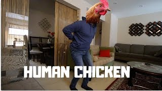 What if chickens were human?