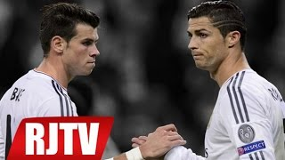 Speed Battle ● Cristano Ronaldo vs Gareth Bale ● RJTV