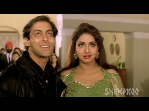 Chaand Ka Tukda - Part 16 Of 16 - Salman Khan - Sri Devi -Superhit...
