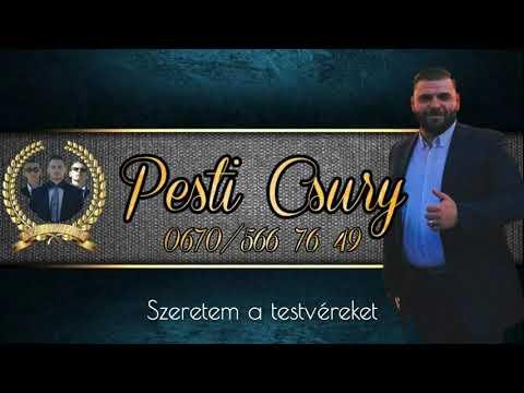 Pesti Csury 2019 - Szeretem a testvéreket