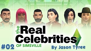 Real Celebrities of Simsville Episodes 7-14  (The Sims Mobile Obsessed)