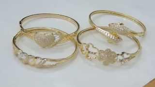 Vòng vàng đẹp, vòng tay giá rẻ, Vòng tay vàng tây đẹp sang trọng