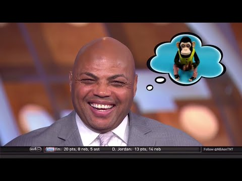 [Ep. 28] Inside The NBA (on TNT) Full Episode – Best of Shaqtin'/Playoff Race/EJ's Votes - 4-14-15