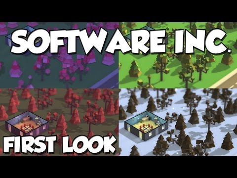 Software Inc ? Early Access Gameplay - First Look Review