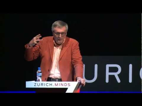 Philosopher John Gray at ZURICH.MINDS -- The Dangers of Faith in Progress