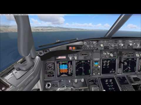 Turorial Boeing 737 PMDG FSX Aproximacion aterrizaje