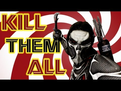 Skyrim: Kill Them All - Piloto