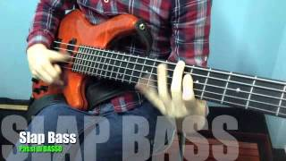download musica Passi di BASSO - SLAP BASS - 1 - DIMENSIONE A