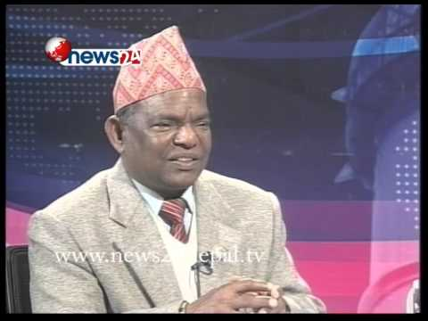 REAL FACE WITH LAL BABU PANDIT - NEWS24