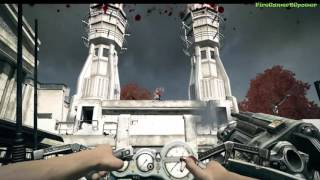 Wolfenstein The New Order - Караме Робот / Gameplay