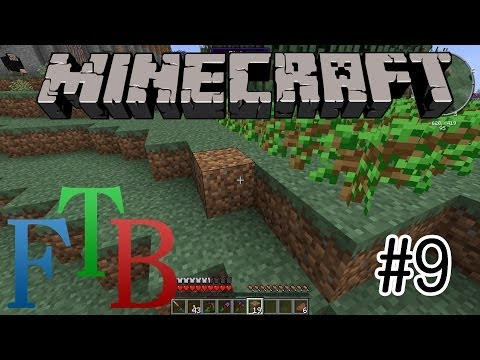Minecraft FTB: Divey's Lets Play #9 (Direwolf20 1.6.4 Pack) (World Download)