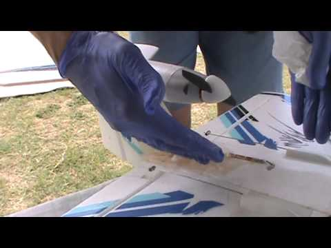 Fiberglass Techniques For Radio Control Airplanes