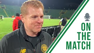 Neil Lennon on the Match | Sarajevo 1-3 Celtic | Bhoys begin #UCL campaign with dominant win!