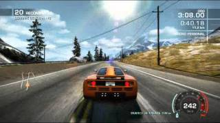 Gameplay: NFS Hot Pursuit - NVIDIA GeForce GT 520M - Samsung RC420