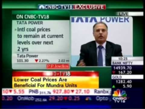 Mr. Anil Sardana, MD - Tata power shares his insights with CNBC