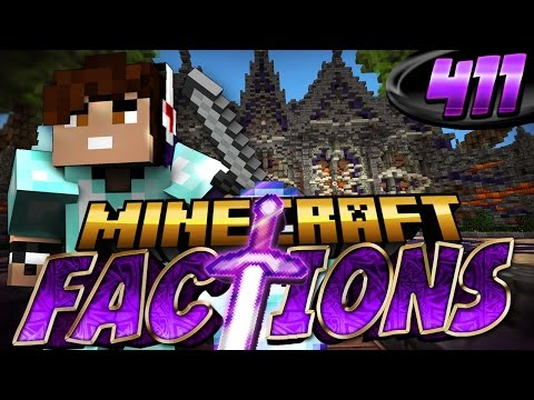 Minecraft: Factions Let's Play! Episode 411 - 4th RANK!!!
