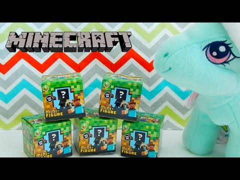 Minecraft Mini Figure Blind Boxes - Minty's Blind Bags #19