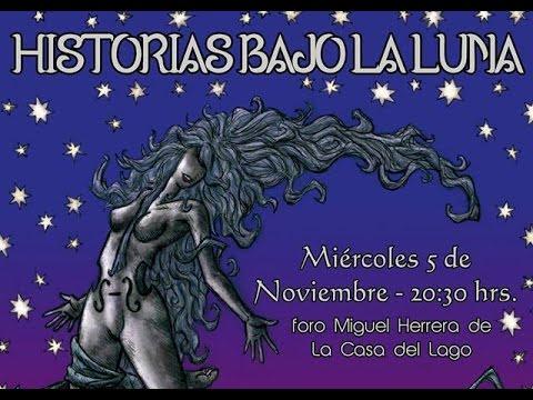 """El próximo 5 de noviembre presentarán espectáculo: """"Historias bajo la luna"""" en Xalapa"""