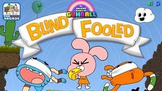The Amazing World of Gumball: Blind Fooled - Keep Gumball & Darwin Safe (Cartoon Network Games)