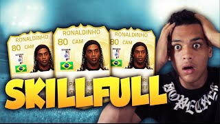FIFA 15 - MOST SKILLFUL TEAM