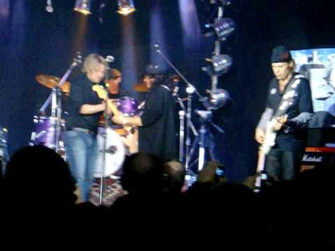 vargas blues band con raimundo amador y Devon Allman