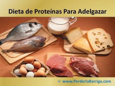 Dieta De Proteínas Para Adelgazar.