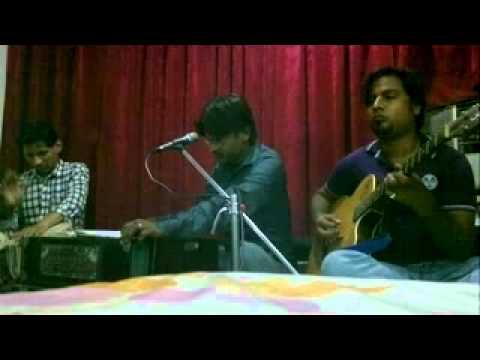 Ghazal by raj lucknow koun aayega yahan