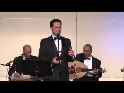 Michigan Arab Orchestra Takht Ensemble - Awil Marra - Usama Baalbaki