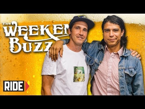 Tim O'Connor & Danny Garcia: Habitat, Parenting, & Skate Recession! Weekend Buzz ep. 88 pt. 1