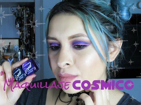 L.A Colors Iced Pigment/ Maquillaje Cosmico/El Rincón del Labial