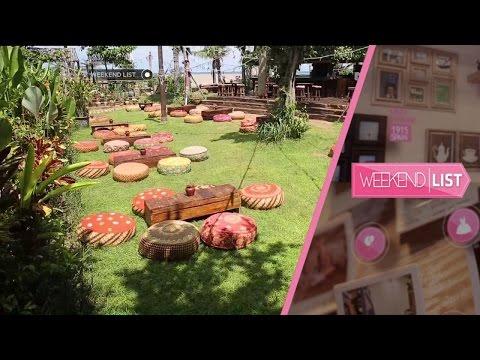 Weekend List - Cafe La Guna Bali
