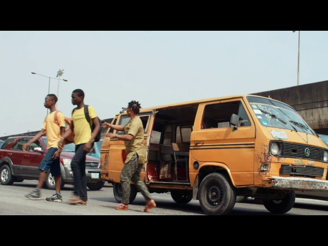 Special Olympics Nigeria: Marvellous Adewopo & Osa Seven Paint Mural Together (Audio Description)