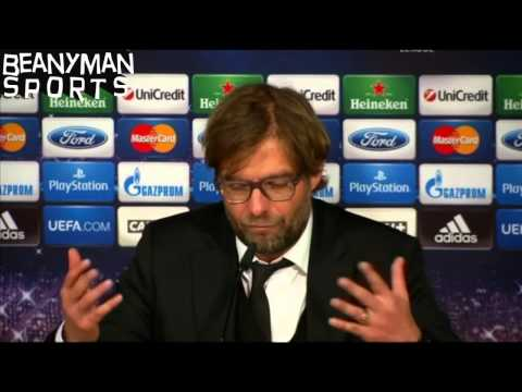 Jurgen Klopp - Do You Think I'm An Idiot? We Have To Shut Up - Real Madrid 3-0 Borussia Dortmund