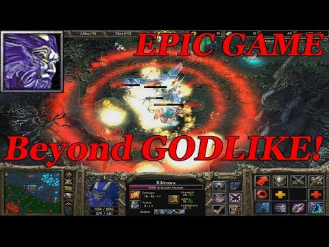 DOTA 1 - Rikimaru BEYOND GODLIKE | EPIC GAME