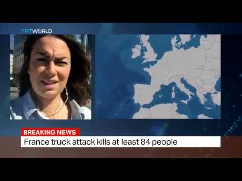 TRT World's Aine O'Meara reports on the aftermath of the #NiceAttack