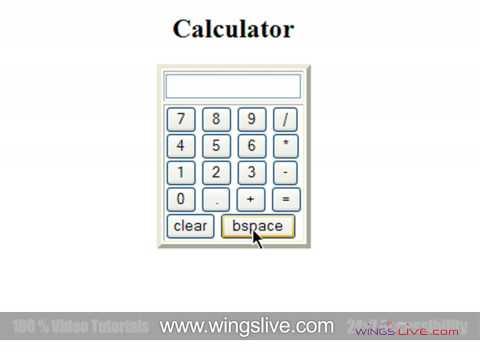 Общие - Калькулятор Html Javascript - towerdownloadfast77