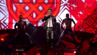 Eurovision 2013 | Grand Final | 26. Ryan Dolan - Only Love Survives (Ireland) [720p]