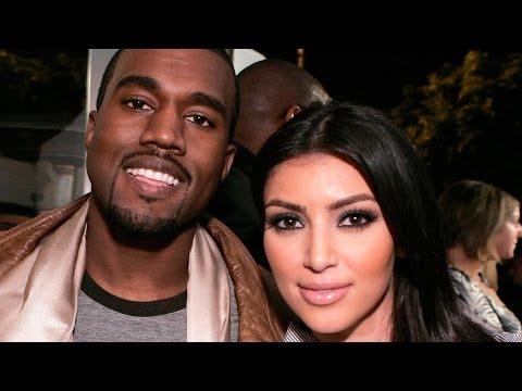 Kim Kardashian and Kanye West Wedding Troubles