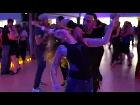 MAH01908 Social Dances with Sophie & Joseph @ ZofT UKDC OCT 2017 ~ video by Zouk Soul