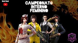 CAMPEONATO INTERNO FEMININO MGT