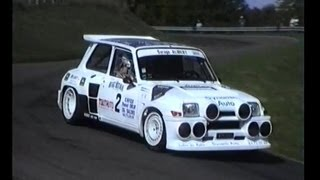 Renault 5 Maxi Turbo Historic Rally Car 2/2