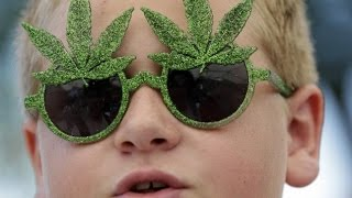 Maríjuana Popularity Is SOARING